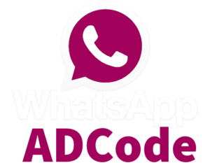 whats app ADcode